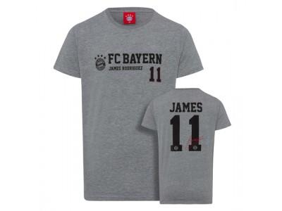 FC Bayern Munchen tshirt - Shirt James - voksen