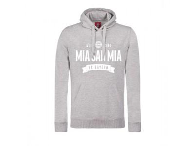 FC Bayern Munchen hættetrøje - FCB Hoodie Mia San Mia