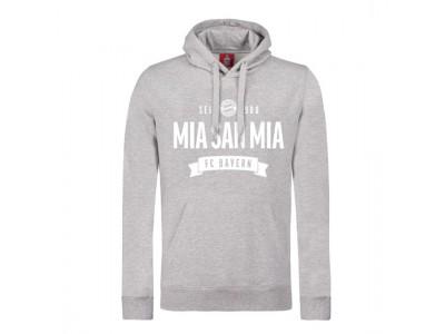 FC Bayern Munchen hættetrøje - Hoodie Mia San Mia Kids - børn