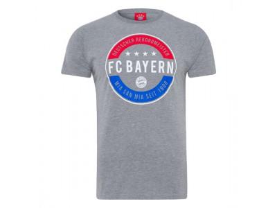 FC Bayern Munchen T-Shirt - grå