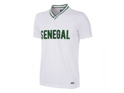 Senegal 2000 retro fodboldtrøje