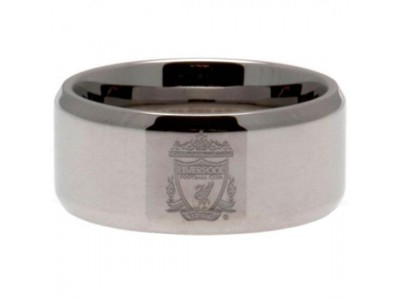Liverpool ring - LFC Band Ring - Large