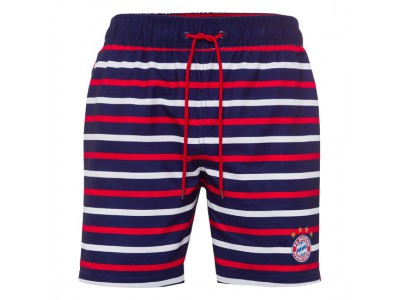 FC Bayern Munchen badebukser - Striped Swimming Shorts