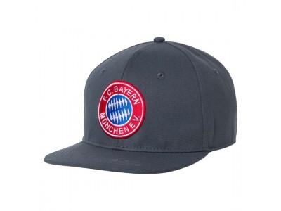 FC Bayern Munchen kasket - FCB Snapback Retro