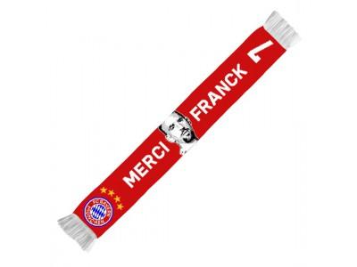 FC Bayern Munchen halstørklæde - Scarf Franck Ribéry