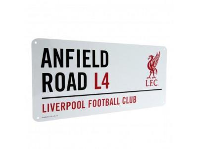Liverpool gadeskilt - Street Sign