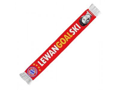 FC Bayern Munchen halstørklæde - Scarf Lewangoalski