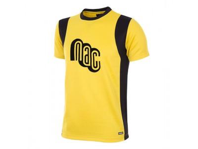 NAC Breda 1981 - 82 fodboldtrøje retro