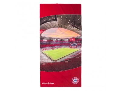 FC Bayern München strand håndklæde - Allianz Arena