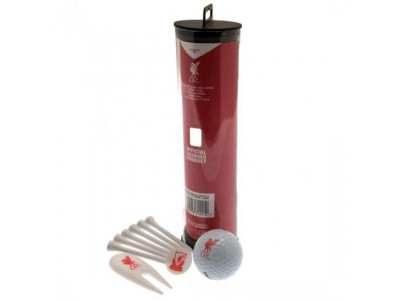 Liverpool FC Golf Gift Tube