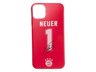 FC Bayern Munchen Mobil Cover Neuer iPhone 11