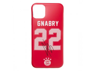 FC Bayern Munchen Mobil Cover Gnabry iPhone 11