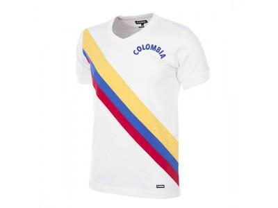 Colombia 1973 retro fodboldtrøje