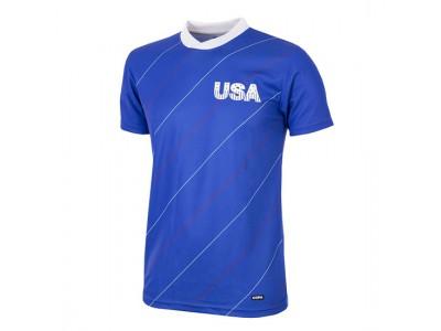 USA 1984 retro fodboldtrøje