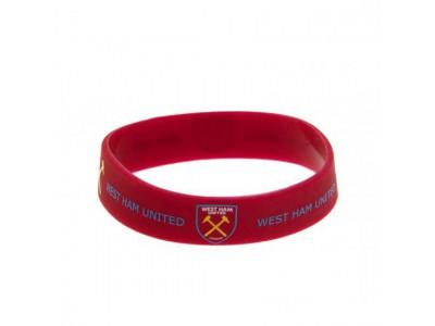 West Ham United armbånd - Silicone Wristband