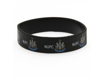 Newcastle United armbånd - NUFC Silicone Wristband