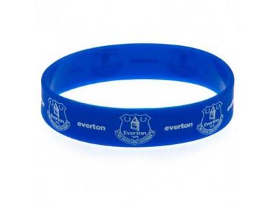 Everton svedebånd - EFC Silicone Wristband