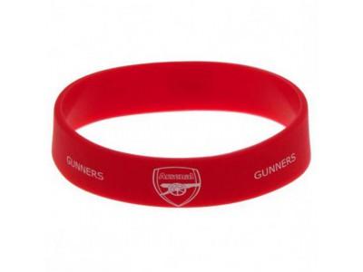 Arsenal armbånd - Silicone Wristband