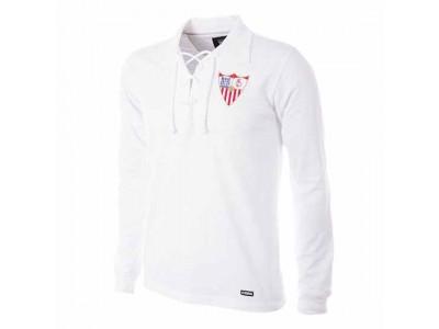 Sevilla FC trøje - 1945 - 46 Retro Football Shirt
