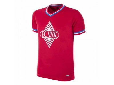 FC VVV trøje - 1978 - 79 Retro Football Shirt
