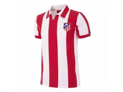 Atletico Madrid 1970-71 Retro Football Trøje