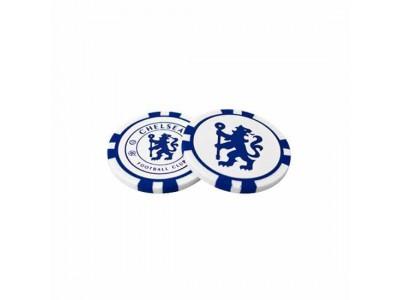 Chelsea - Poker Chip Ball Markers
