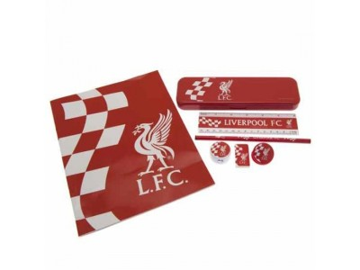 Liverpool skolefest - LFC Stationery Box Set