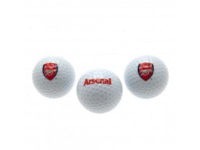 Arsenal golf bolde - Golf Ballsq