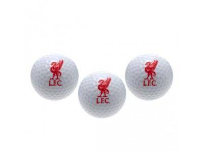 Liverpool FC Golf Balls