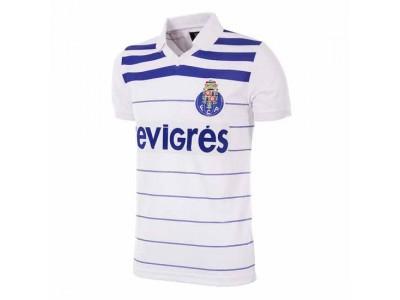 FC Porto 1985 - 86 Ude Retro Football Shirt
