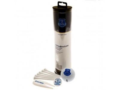 Everton golf rør - EFC Golf Gift Tube