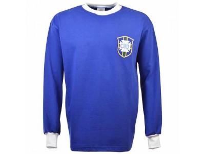 Brasilien 1966 VM Retro Fodboldtrøje