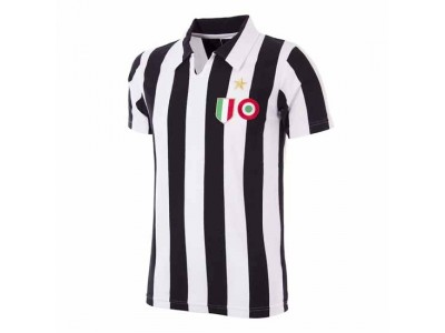 Juventus trøje 1960 - 61 Retro Football Shirt