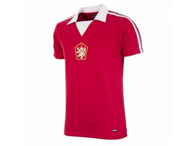 Czechoslovakiet 1976 retro trøje