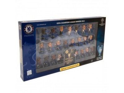 Chelsea FC SoccerStarz Champions League Winners Team Pack
