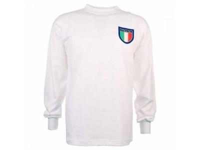 Italien 1960erne Ude Retro Fodboldtrøje
