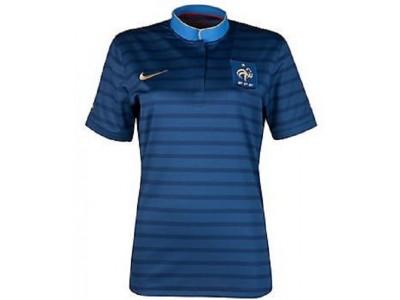 Frankrig hjemme trøje EM 2012 kvinder