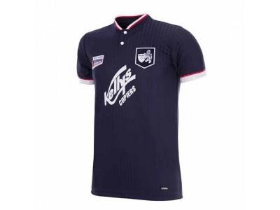 Raith Rovers FC 1995-96 Retro trøje - fra Copa