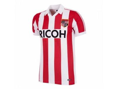 Stoke City 1981-83 Retro Trøje - fra Copa