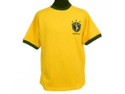Brasilien retrotrøje - VM 1982