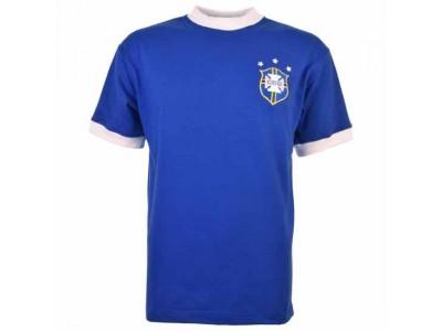 Brasilien 1974 VM Retro Fodboldtrøje