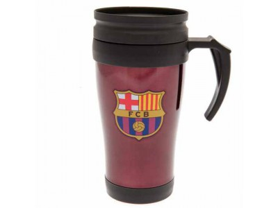 FC Barcelona krus - FCB Handled Travel Mug CL