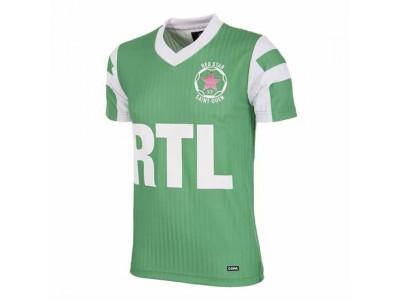 Red Star F.C. 1991-92 Retro Trøje - fra Copa