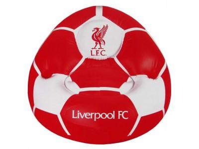 Liverpool FC oppustelig stol