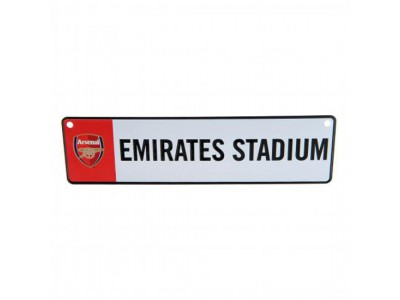 Arsenal skilt vindue - Window Sign