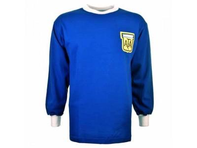 Argentina 1982 VM udebane retro trøje