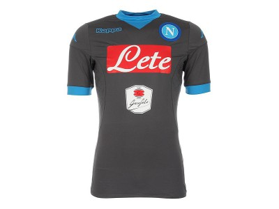 Napoli ude trøje 2015/16