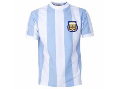 Argentina 1986 VM Retro Fodboldtrøje - Levering Januar 2021