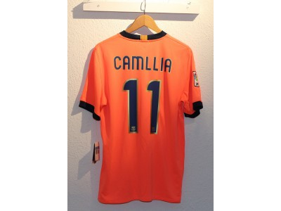 FC Barcelona tredje trøje 2010/11 - Camilla 11