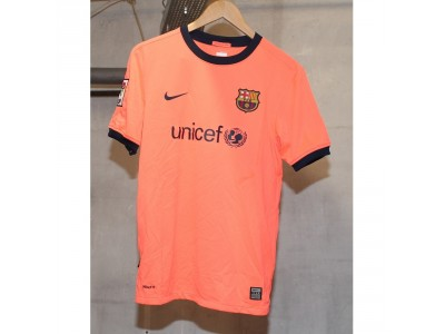 FC Barcelona tredje trøje 2009/11 - børn - La Fontaine 5
